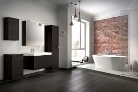 Badmöbel modern dunkel  Luxusbad kreieren | Bad11 Ratgeber