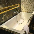 Mehr als eine praktische Ablagefläche: Mit Nischen setzen Sie in Ihrem Badezimmer stylische Akzente.