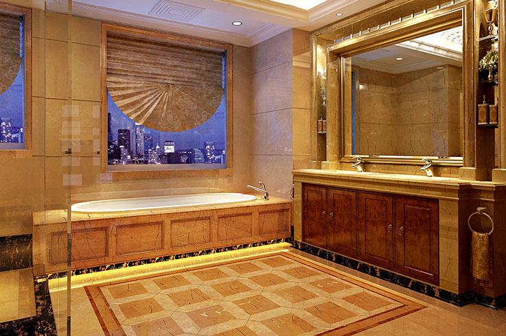 marmor im badezimmer welche vor und nachteile gibt es bad11 ratgeber. Black Bedroom Furniture Sets. Home Design Ideas